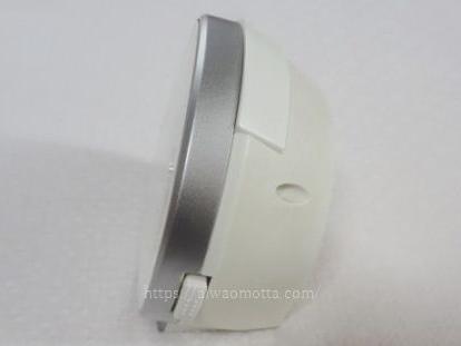 シチズンサイレントミグR654のスイッチの画像