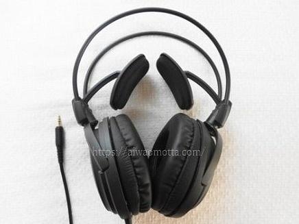ヘッドホン オーディオテクニカATH-A500Xの画像