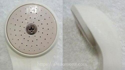TOTOシャワーヘッドの画像