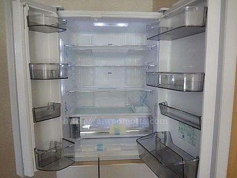 パナソニックの冷蔵庫、NR-F503XPVの画像
