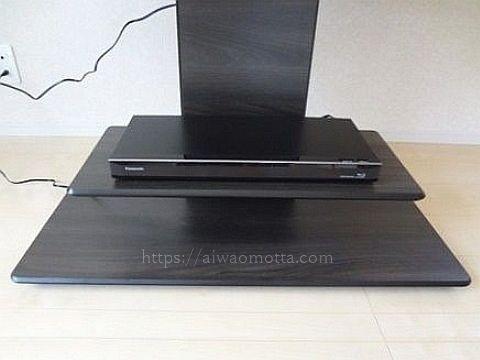 ハヤミの大画面液晶テレビ用スタンド、タイメッツKF-970の画像