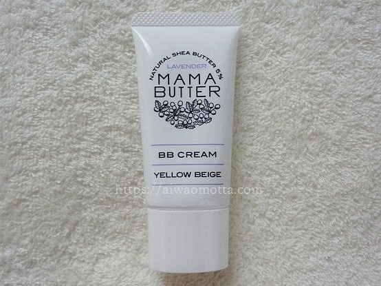 ママバターBBクリーム本体の画像