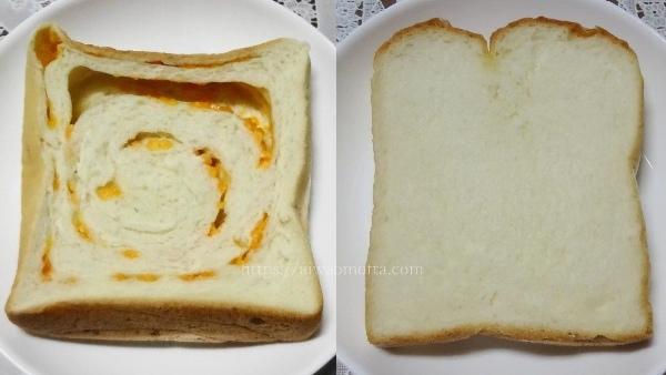 一本堂のチーズとホテル食パンの画像