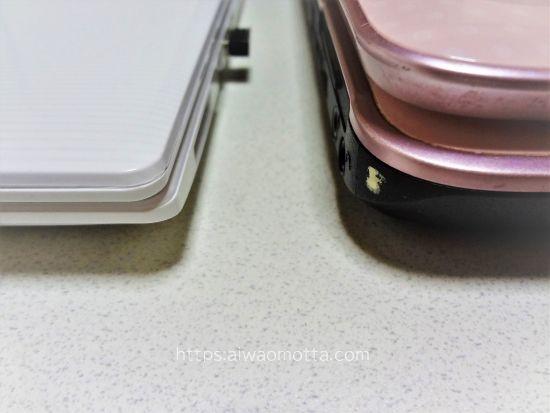 古いPCと新しいPCの比較画像